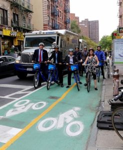 bike riding Brooklyn